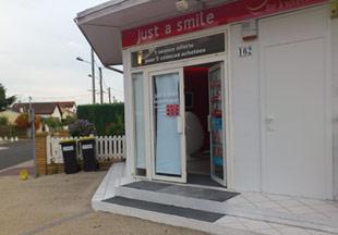 bar à sourire Just a Smile dans l'Essonne (91)
