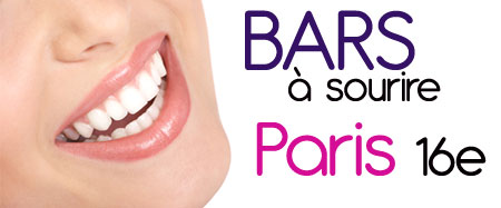 bar à sourire paris 16e arrondissement