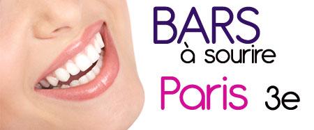 bar à sourire paris 3e arrondissement 75003