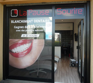 la pause sourire blanchiment dentaire Anglet (64)