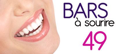 bars à sourire en maine et loire (49)
