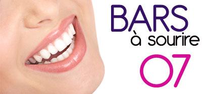 Bars à sourire en Ardèche (07)