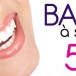 bars à sourire dans la manche 50