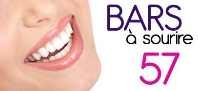 Bars à sourire en moselle 57